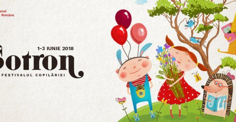 Trei autoare de cărți pentru copii vin la Șotron. Festivalul copilăriei