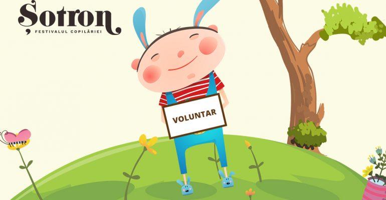 Apel pentru voluntari
