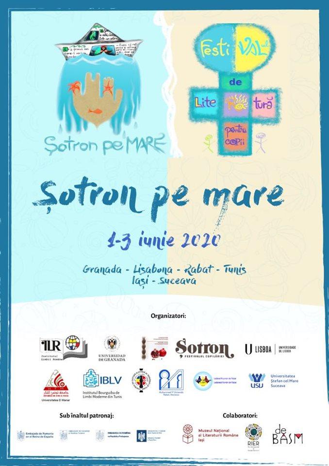 Șotron pe mare – festival de literatură pentru copii