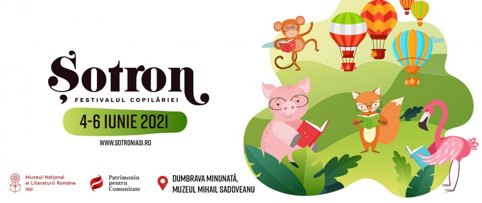 Șotron. Festivalul copilăriei ajunge la ediția a VIII-a